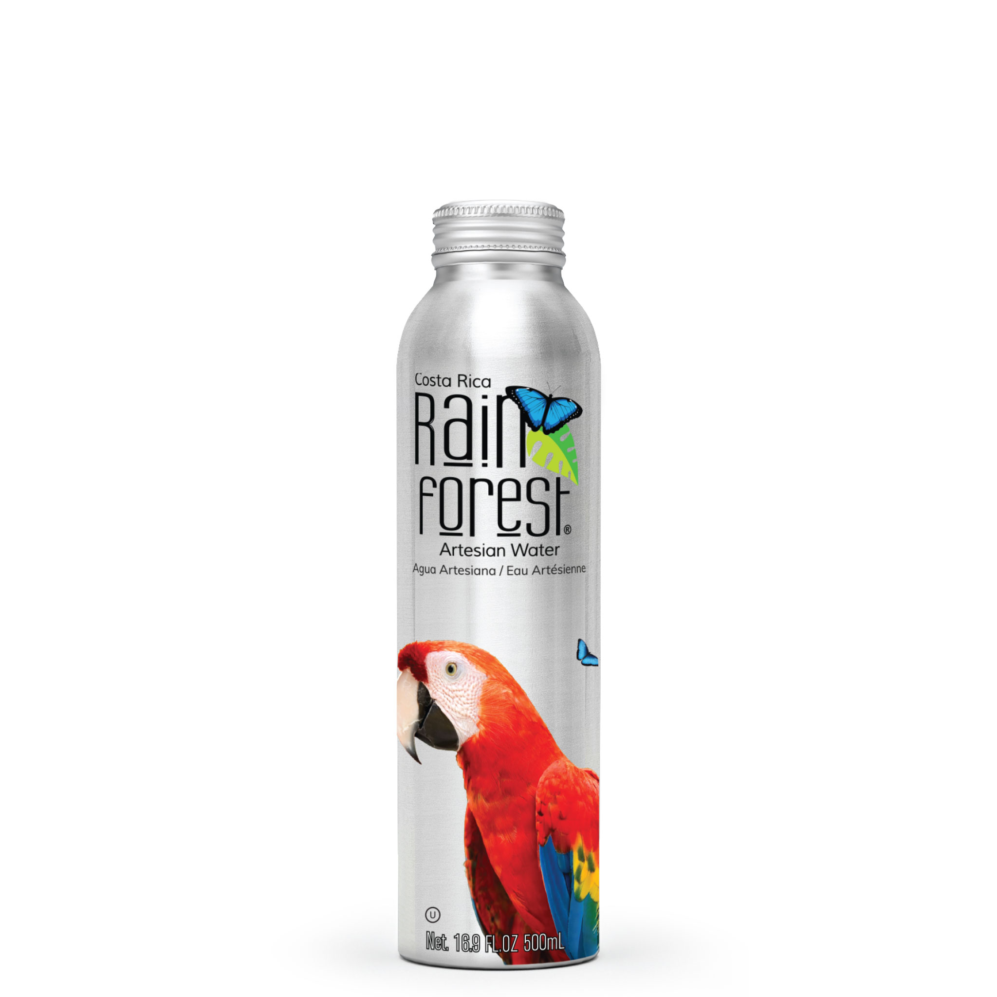 The Bottle Can by RainForest Water